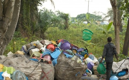 Living Earth Recycling Project Nigeria (1)