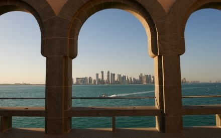 Doha from Islamic Museum