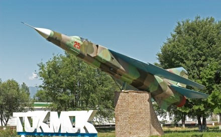 Mig Fighter Tokmok