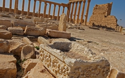 Temple Of Bel Palmyra 023