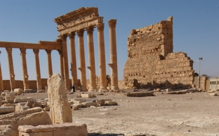 Temple Of Bel Palmyra 022