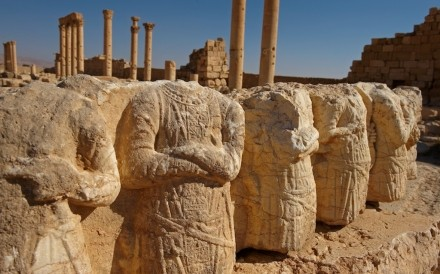 Temple Of Bel Palmyra 010
