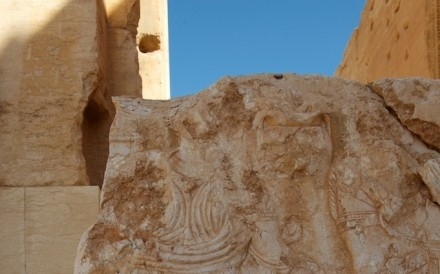 Temple Of Bel Palmyra 019