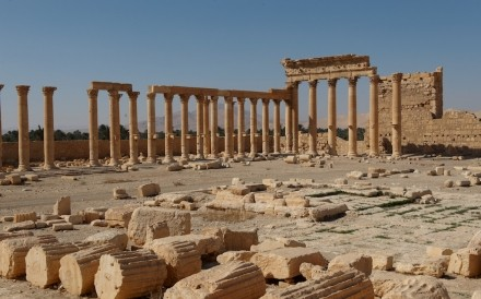 Temple Of Bel Palmyra 020