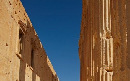 Temple Of Bel Palmyra 014