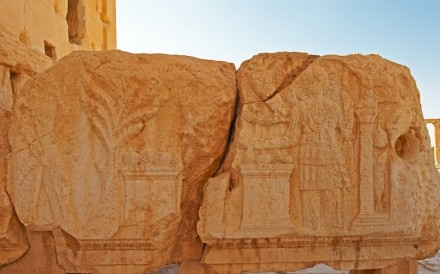 Temple Of Bel Palmyra 018