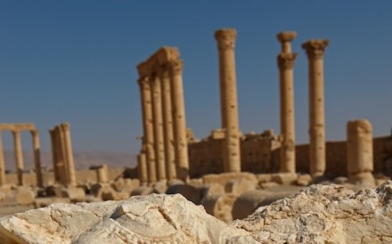 Temple Of Bel Palmyra 009