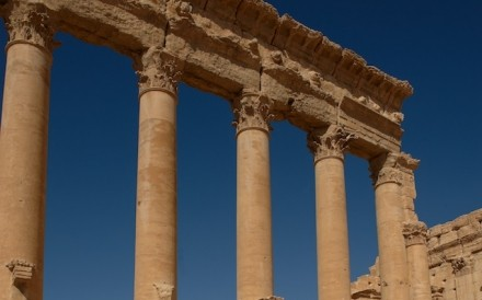 Temple Of Bel Palmyra 027