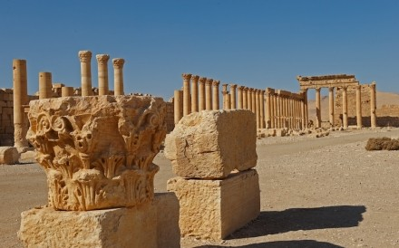Temple Of Bel Palmyra 007