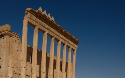 Temple Of Bel Palmyra 011