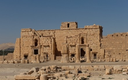 Temple Of Bel Palmyra 016