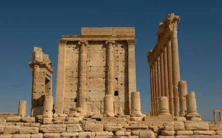 Temple Of Bel Palmyra 002