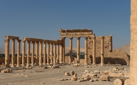 Temple Of Bel Palmyra 013