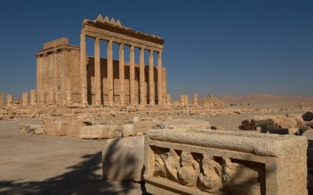 Temple Of Bel Palmyra 006