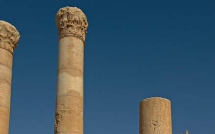 Temple Of Bel Palmyra 004