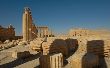 Temple Of Bel Palmyra 003