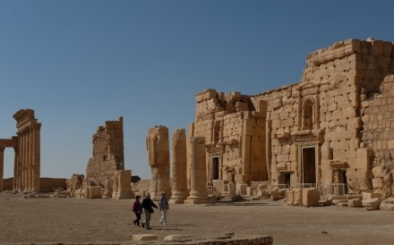 Temple Of Bel Palmyra 026