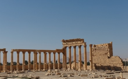 Temple Of Bel Palmyra 015