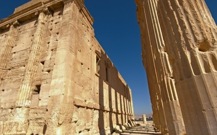 Temple Of Bel Palmyra 031
