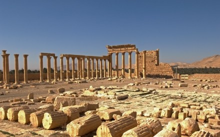 Temple Of Bel Palmyra 042