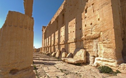 Temple Of Bel Palmyra 036