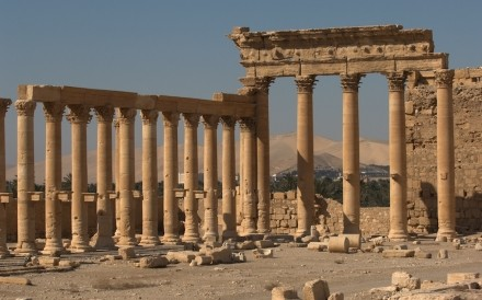 Temple Of Bel Palmyra 029