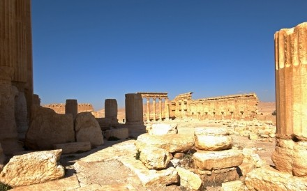Temple Of Bel Palmyra 035