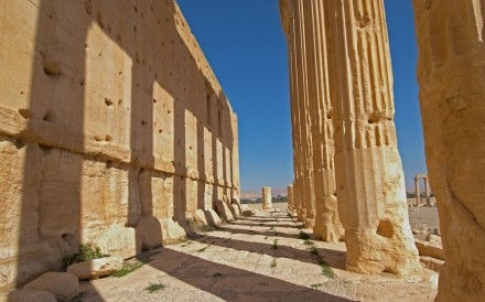 Temple Of Bel Palmyra 034