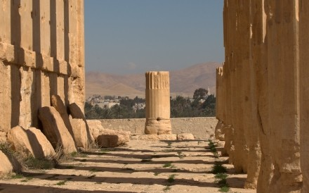 Temple Of Bel Palmyra 030