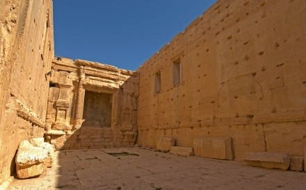 Temple Of Bel Palmyra 043