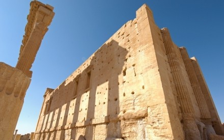 Temple Of Bel Palmyra 037