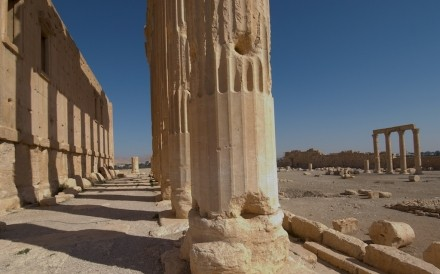 Temple Of Bel Palmyra 032