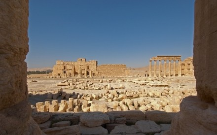 Temple Of Bel Palmyra 038