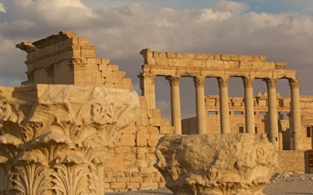 Temple Of Bel Palmyra 044