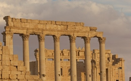 Temple Of Bel Palmyra 046