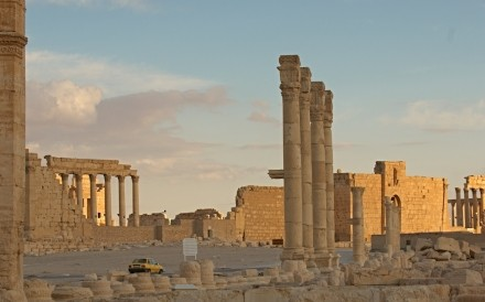Temple Of Bel Palmyra 047