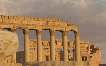 Temple Of Bel Palmyra 045